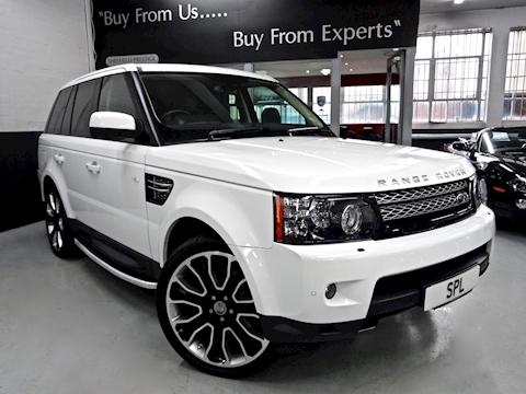 Land Rover Range Rover Sport Sdv6 Hse 2012