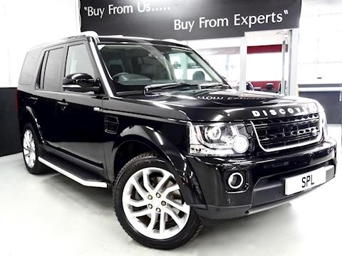 Land Rover Discovery Sdv6 Landmark 2016