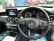 2016 Mercedes C200 Bluetec Se Saloon 1.6 Automatic Diesel - Thumb 10