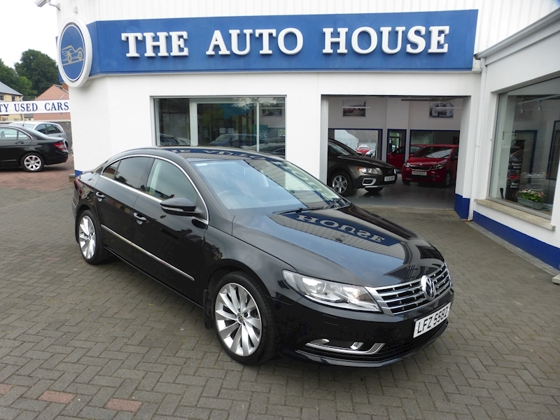 Volkswagen Cc Gt Tdi Bluemotion Technology Dsg