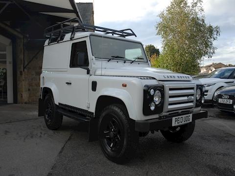 Land Rover Defender 90 Hard Top Td Hard Top
