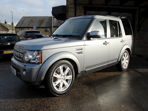 Land Rover Discovery Sdv6 Commercial