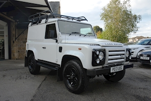 Land Rover Defender 90 Hard Top Td Hard Top 2.2 122