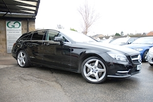 Mercedes Cls Cls350 Cdi Blueefficiency Amg Sport Shootingbrake 3.0 261.5