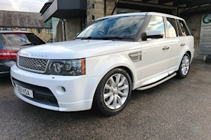 Land Rover Range Rover Sport Tdv6 Autobiography 3.0