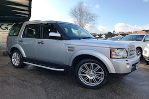 Land Rover Discovery Sdv6 Hse