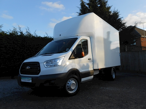 Ford Transit 350 L4 EF Lwb Luton Tail lift 2.0 130ps Euro 6 Six speed