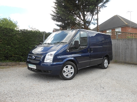 Ford Transit 280 Limited Swb low roof van 2.2 125ps Euro 5