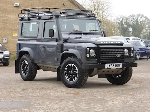 Land Rover Defender 90 Adventure Td Adventure Station Wagon