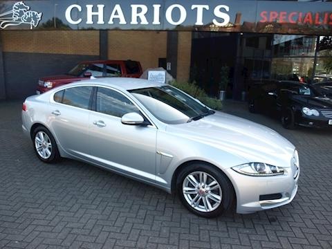 Jaguar Xf D Premium Luxury
