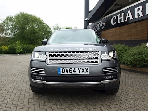 Range Rover Sdv8 Autobiography Estate 4.4 Automatic Diesel