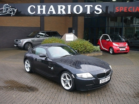 Bmw Z4 3.0Si Coupe Z4 Si Coupe