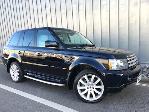 Land Rover Range Rover Sp Hse Tdv8