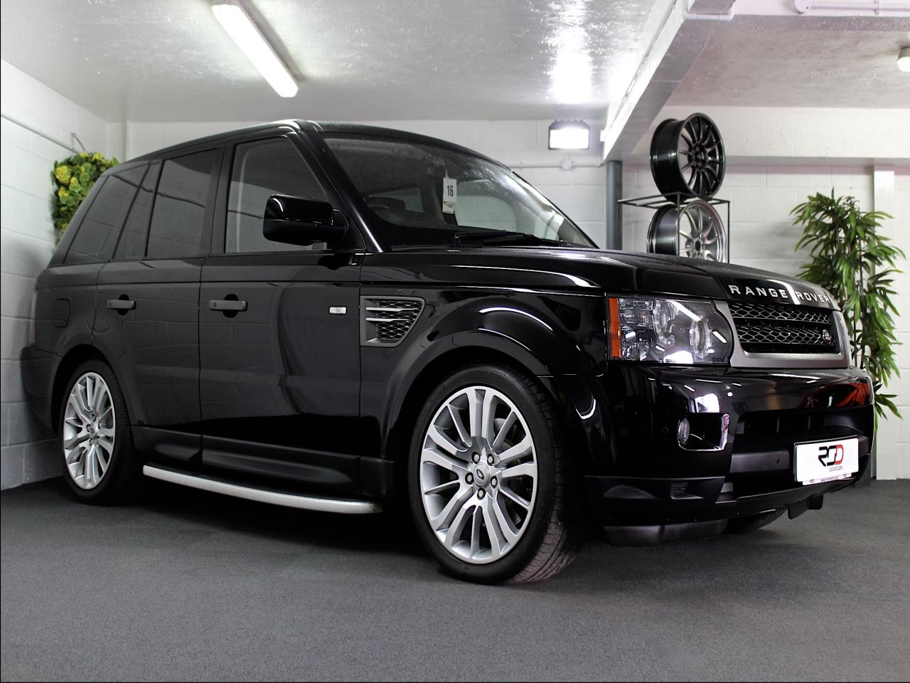 used land rover range rover sport tdv6 hse performance. Black Bedroom Furniture Sets. Home Design Ideas