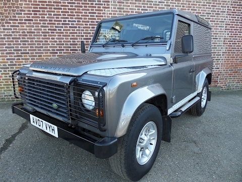 Land Rover Defender 90 County Ht