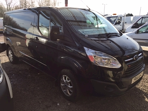 Ford Transit Custom 290 Limited - just in awaiting prep