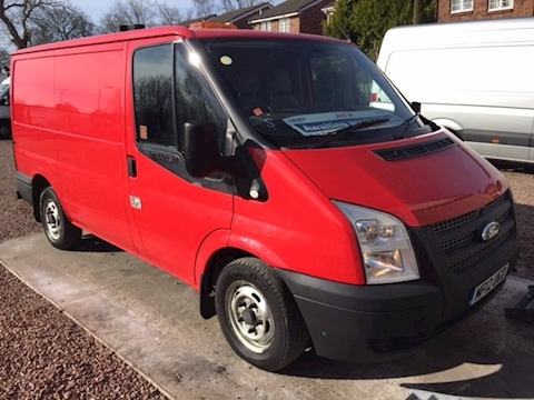 Ford Transit 280 SWB mobile work station - just in.