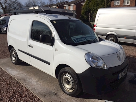 Renault Kangoo Ml20 Dci - just in and awaiting prep
