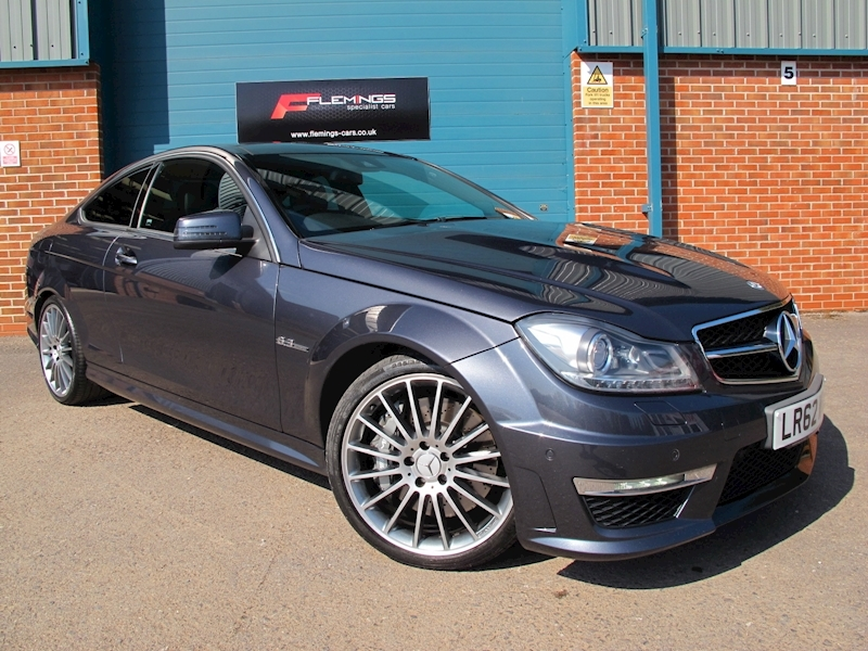 Mercedes C Class C63 Amg Edition 125