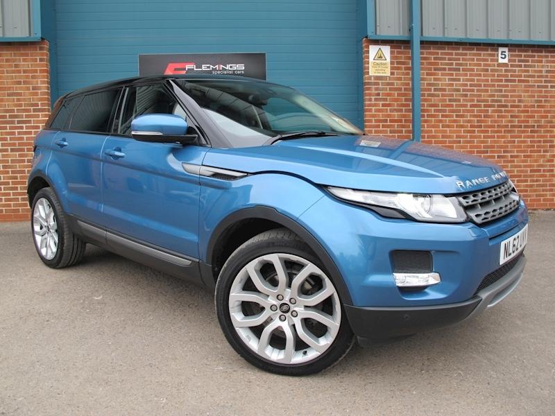 Land Rover Range Rover Evoque Td4 Pure Tech