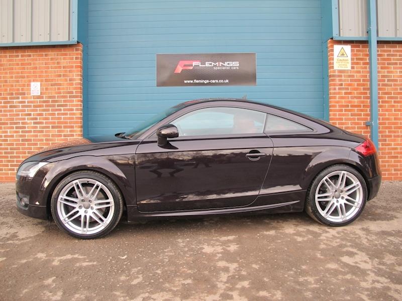 Audi Tt(2) Quattro