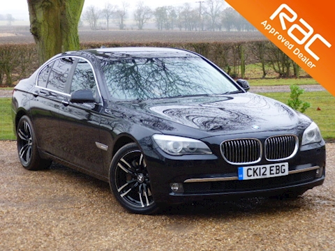 Bmw 7 Series 730Ld Se Luxury Edition