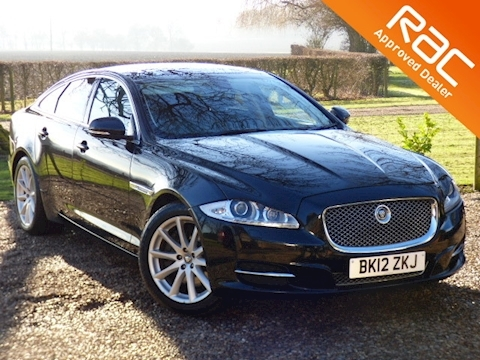 Jaguar Xj D V6 Luxury