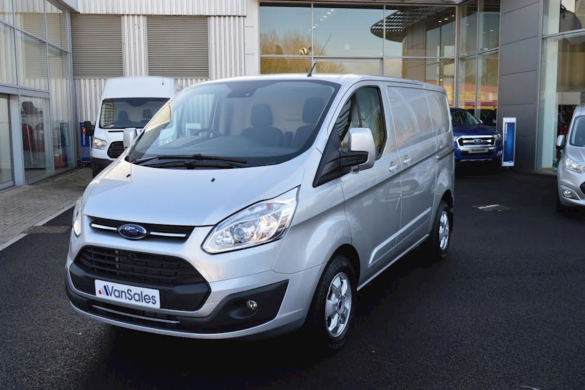 used ford transit custom swb130ps limited automatic 130ps swb 2 0 tdci 2017 van sales uk bristol. Black Bedroom Furniture Sets. Home Design Ideas