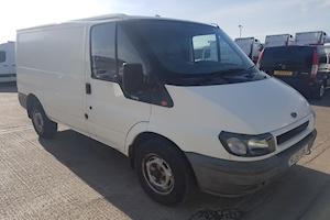 Ford Transit 300 SWB Low Roof Van Gas Bi-Fuel / Petrol RWD