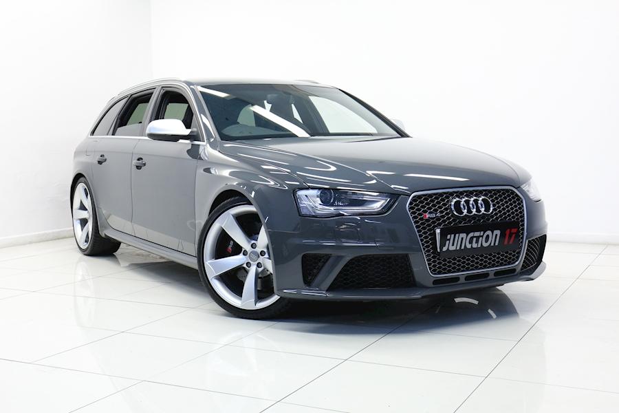 Audi A4 Avant FSI Quattro Rs4