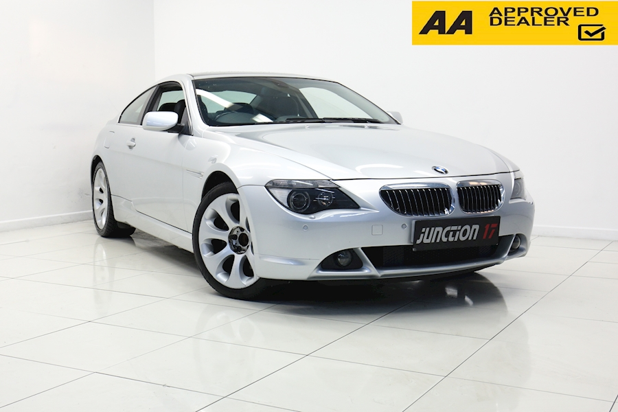 Bmw 6 Series 645CI 4.4 Automatic Petrol 2dr Coupe