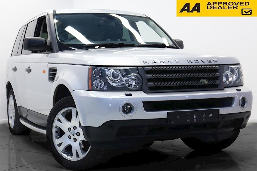 Land Rover Range Rover Sport 2.7 TDV6 HSE Automatic 5dr Estate