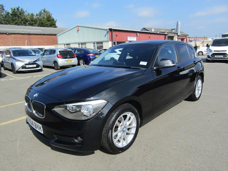 BMW 1 Series 118D SE 5Dr Hatchback Manuall