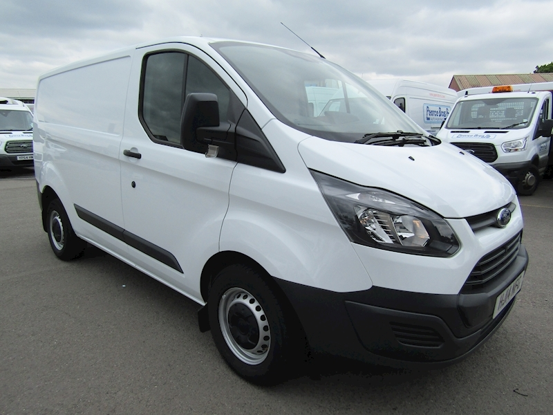 Ford Transit Custom 290 L2 H1 100ps Base