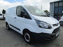 Ford Transit Custom 290 L1 H1 100ps Base - Thumb 0