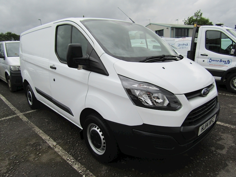 Ford Transit Custom 290 L1 H1 100PS Base