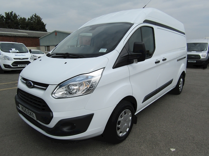 Ford Transit Custom 290 L2 H2 TREND 100ps