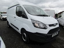 Ford Transit Custom 290 L2 H2 Base 125ps - Thumb 0