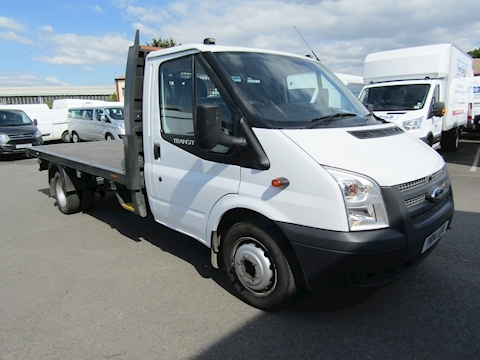 Ford Transit 350 Single Cab Dropside 125ps
