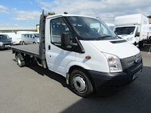 Ford Transit 350 Single Cab Dropside 125ps - Thumb 0
