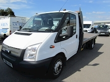 Ford Transit 350 Single Cab Dropside 125ps - Thumb 2