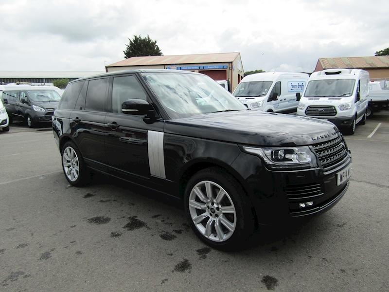 Land Rover Range Rover Vogue  SE SDV8 Auto 4.4