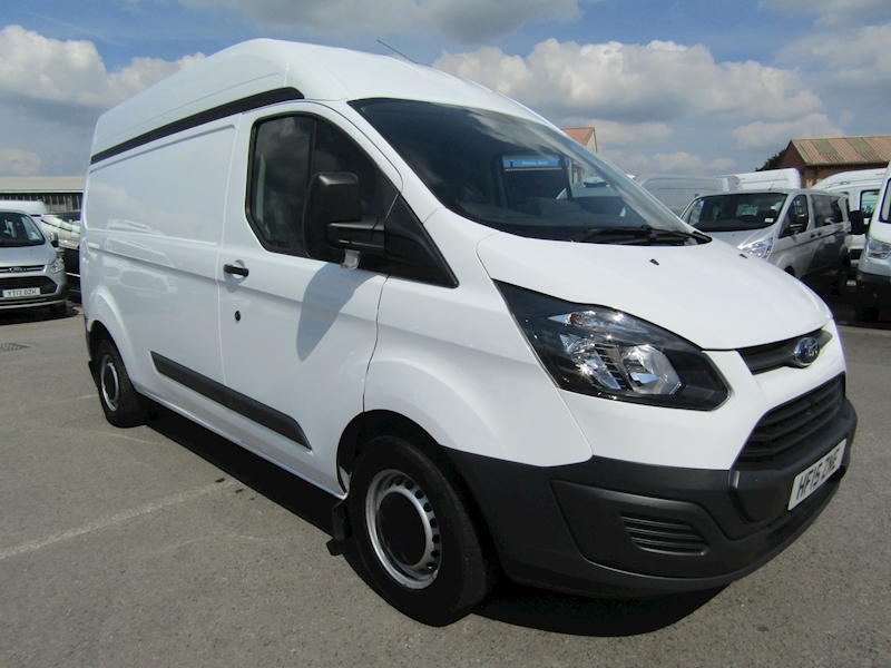 Ford Transit Custom 290 L2 H2 125ps Base