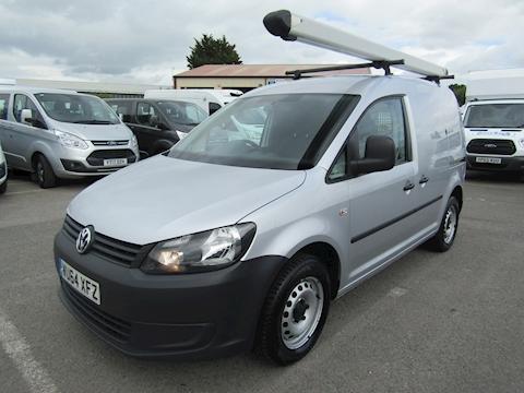 Volkswagen Caddy C20 Tdi Startline Bluemotion Technology
