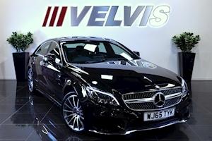 Mercedes Cls 2.1 Cls220 Bluetec Amg Line