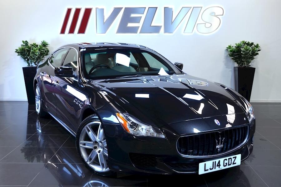 Maserati Quattroporte Dv6