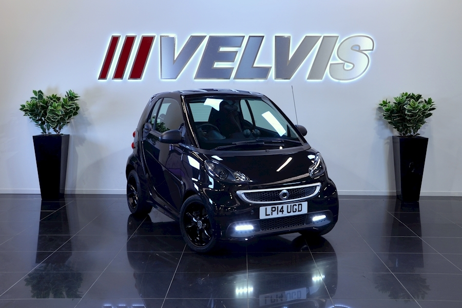 Smart Fortwo Coupe Grandstyle Edition Mhd