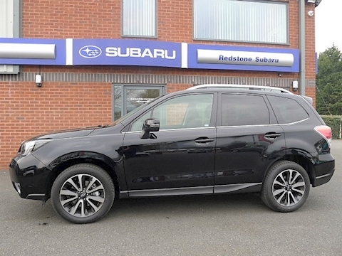 Forester Xt Turbo Estate 2.0 Automatic Petrol