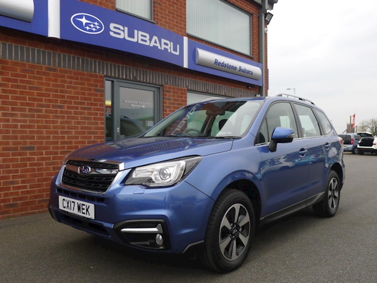 Subaru Forester D Xc Premium