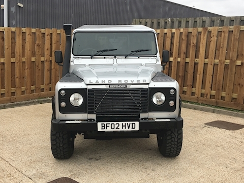 Land Rover Defender 90 County County S/W Td5